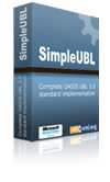 SimpleUBL box